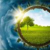 cercle ouvert sur la nature